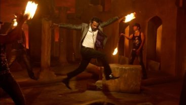 Remo plays with fire for Jhalak!