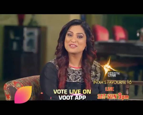 Rising Star season 2: Watch the very talented, Richa Sharma LIVE this weekend!