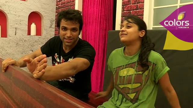 Rithvik and Sneha's secret #Jhalak Dikhhla Jaa