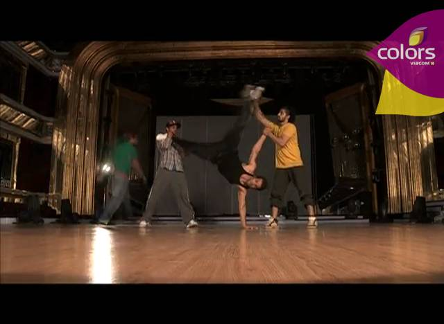 Rithvik's rehearsals #Jhalak Dikhhla Jaa