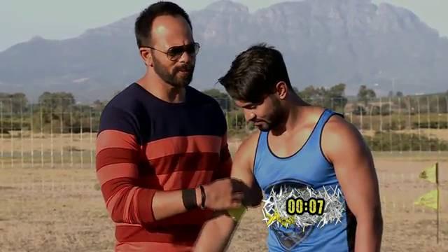 Salman and Ajaz get fear fanda: Ep-13,Khatron Ke Khiladi #Seg 7