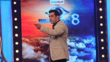 Salman favours Natasa, Sukirti and Soni!