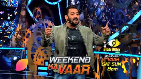 Salman Khan is coming back to give lessons to the housemates on Weekend Ka Vaar!