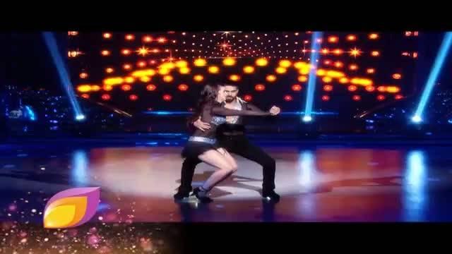 Salman-Lauren play as challengers #Jhalak