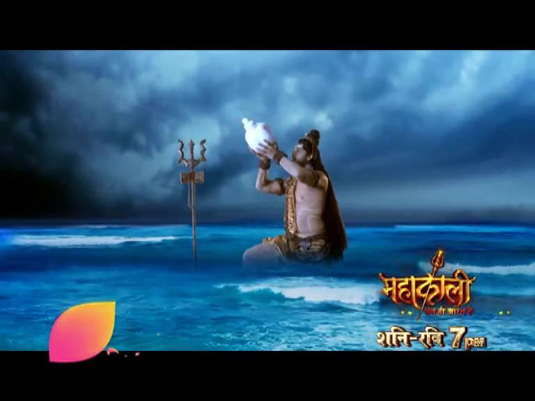 'Samudra Manthan Adhyaay' begins on Mahakaali!
