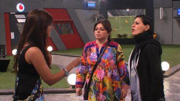 Sana and Sapna's cat fight!