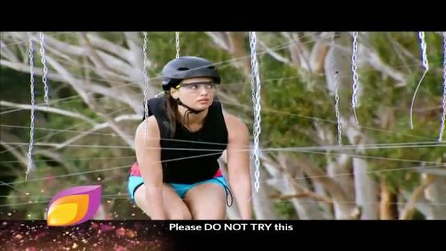 Sana Khan Electrified #KKK6