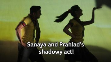 Sanaya and Prahlad are all set to leave you awestruck with a magical act!