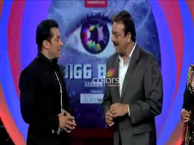 Sanjay Dutt in Bigg Boss-6 #Day 13, Sneak Peek