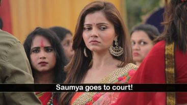 Saumya and Harman to figh...