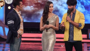 Shahid and Shraddha root for their favourite housemates!