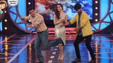 Shahid once again turns a dance instructor for Salman!