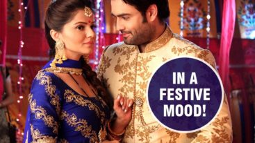 Shakti: Here's how Harman and Saumya celebrated Lohri & Makar Sankrati with their family!