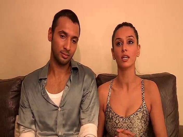Shibani and Punit post performance talk, July 11th,2012 #Jhalak Dikhhla Jaa