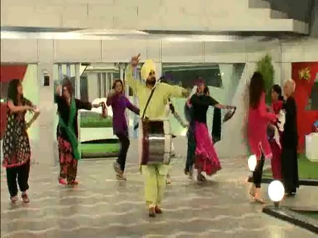 Siddhu's Bhangra #Day 4, Sneak Peek