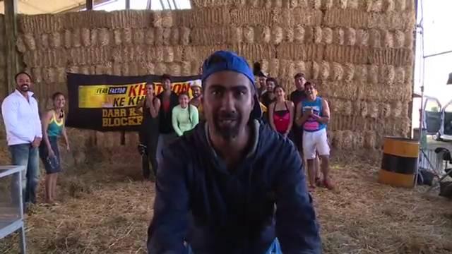 Sneak Peek: Fear Factor Khatron Ke Khiladi – Darr Ka Blockbuster Episode – 6