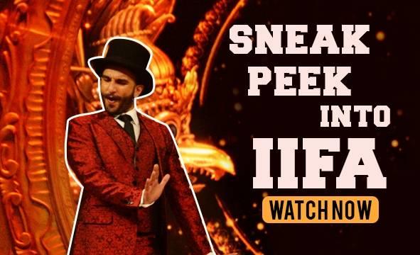 Sneak Peek: IIFA Awards 2015, Sunday 8PM