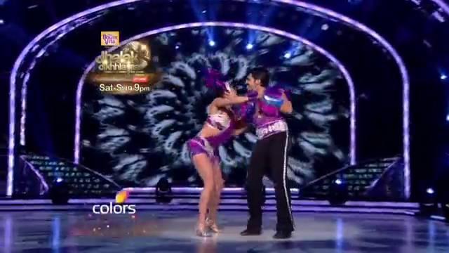 Sneak Peek : Jhalak Dikhhla Jaa Episode #4