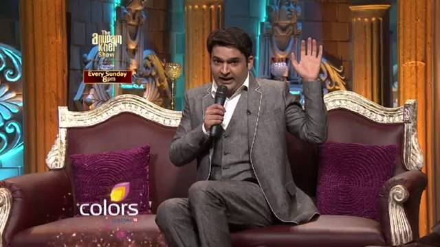Sneak Peek : The Anupam Kher Show # Episode – 7