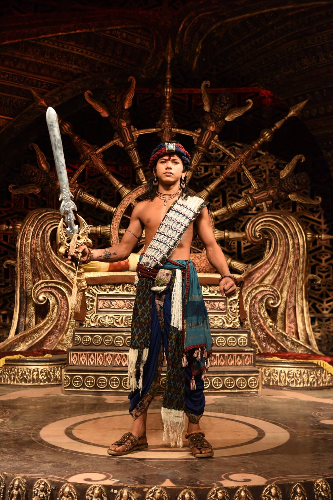 Spoiler Alert! Bindusara Chooses Ashoka As The General Of Magadh