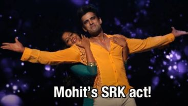 Spoiler: Mohit's performance on Kal Ho Na Ho is going to be the best thing on Television this weekend!