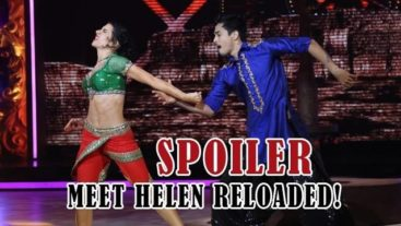 Spoiler: Reach out for your umbrella as it's raining oomph with Helen Reloaded!