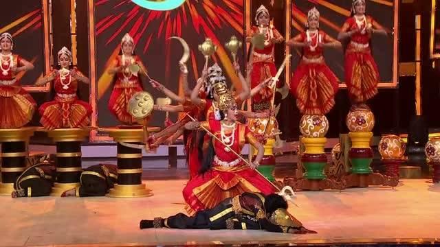 Sri Ram Natya Niketan present a visual spectacle: IGT5, Ep-16, #Seg-3