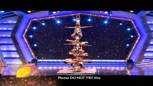 Star Creative's unbelievable talent #IGT-5