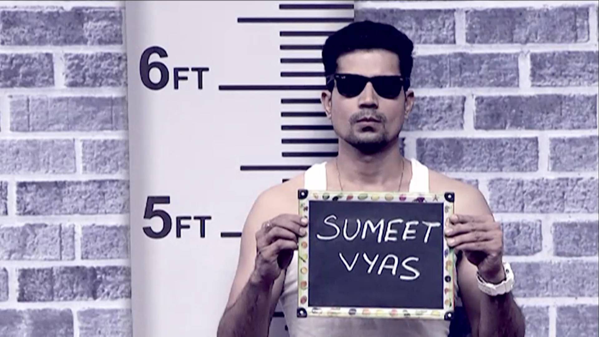 Sumeet Vyas rocks CNBT with his comedy