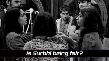 Surbhi V/S Dipika?