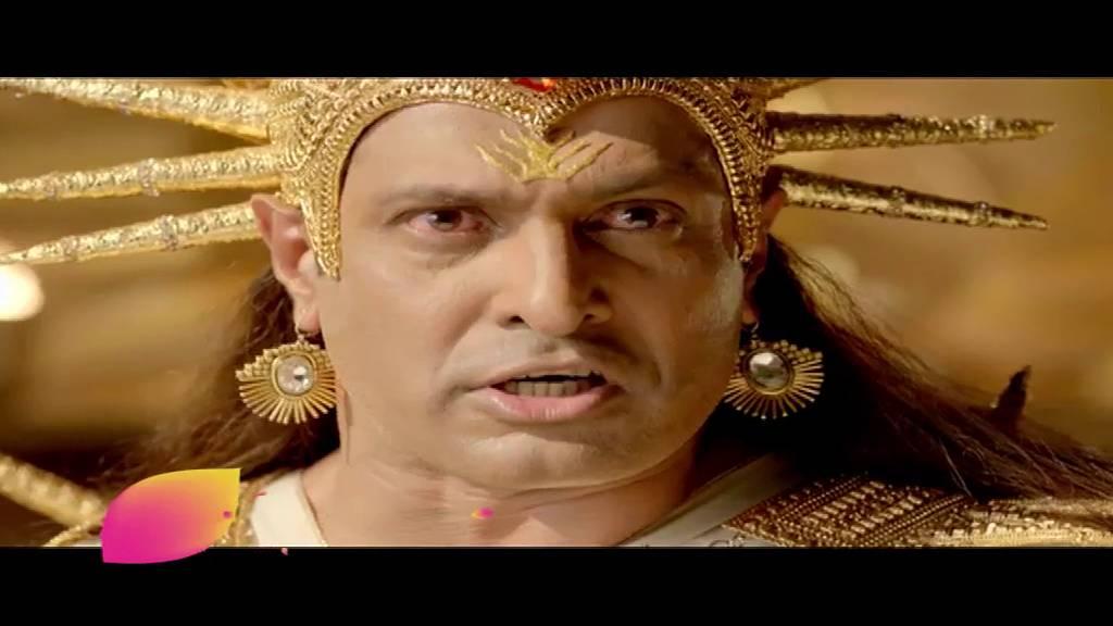 Surya Dev curses Shani!