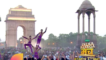 Talents You Will Witness On The Streets For The First Time Ever On 'India Banega Manch'