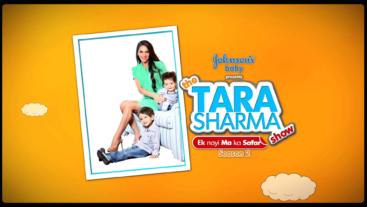 Tara Sharma Show now on Colors