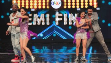 Team ABCD 2 takes the jitters of semi-finals away on IGT!