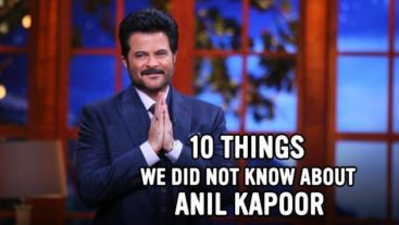 Ten things that we did not know about Anil Kapoor