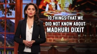 Ten Things That We Did Not Know About Madhuri Dixit