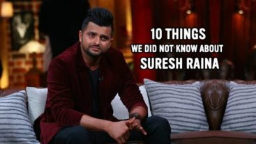 Ten things that we did not know about Suresh Raina