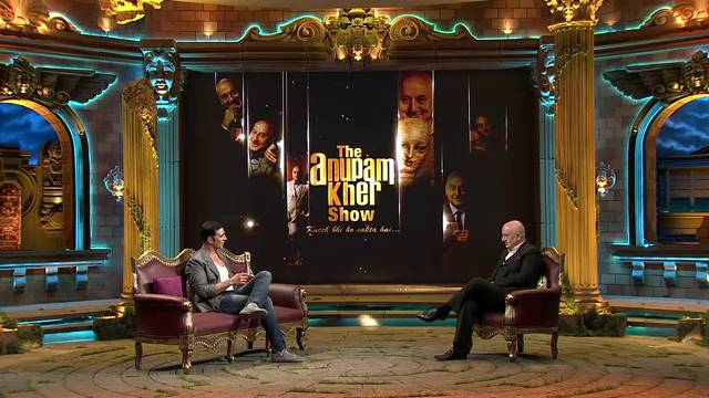 The Anupam Kher Show , Episode – 12 #Part 4