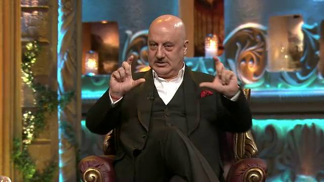 The Anupam Kher Show , Episode – 12 #Part 7