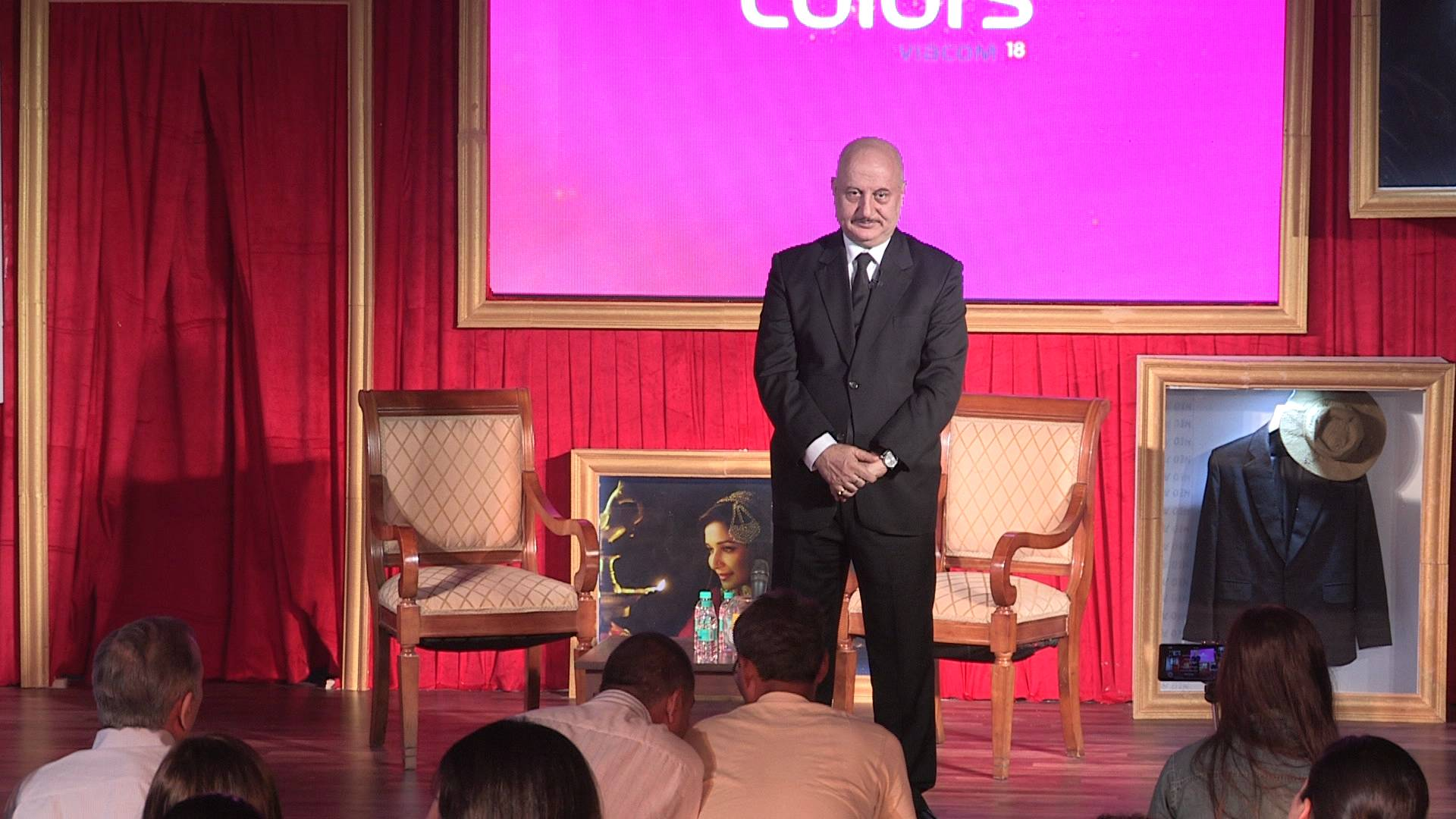 The Anupam Kher Show: Season 2 Press Con – Part 1