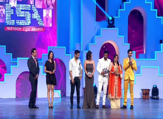 The Cast Of Saath Nibhaye Saathiya On Stage #TSA