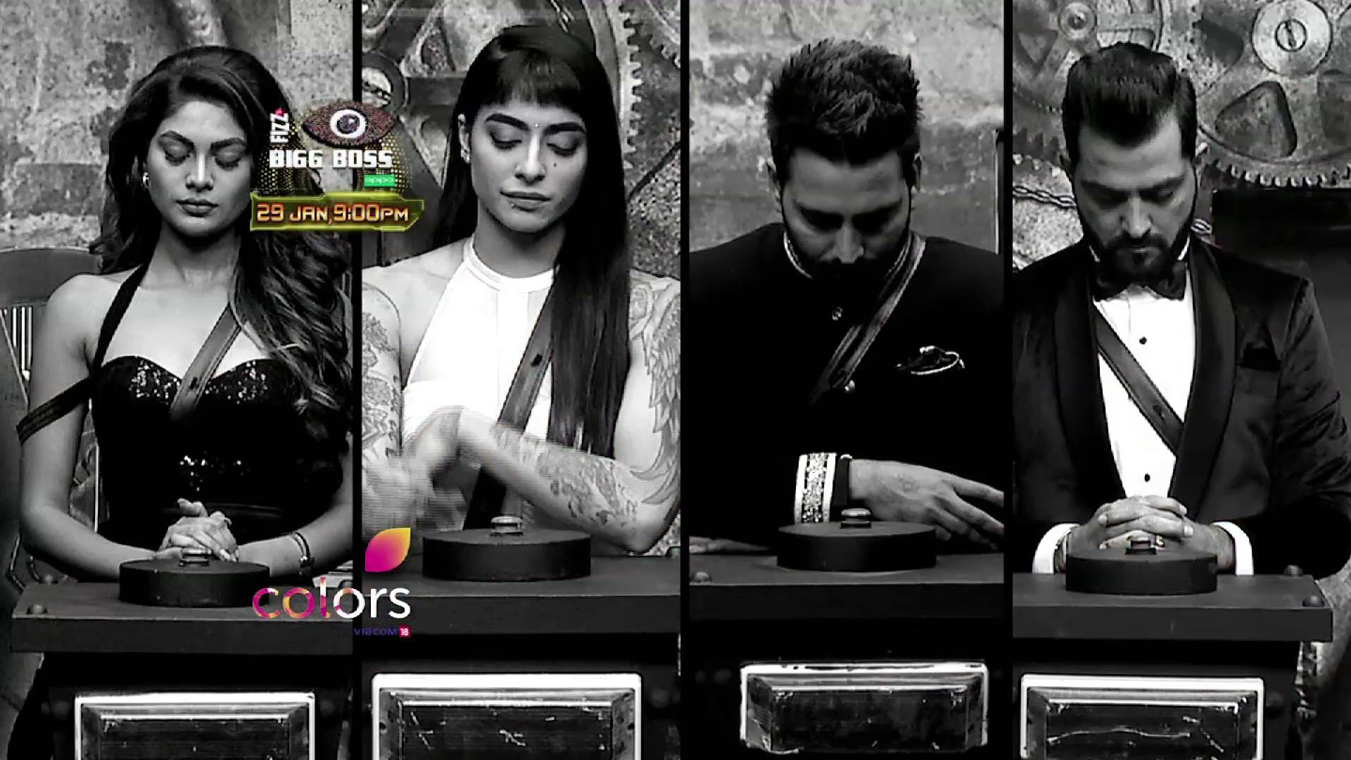 The finalists get an opportunity to get 10 lakh rupees on Bigg Boss 10!