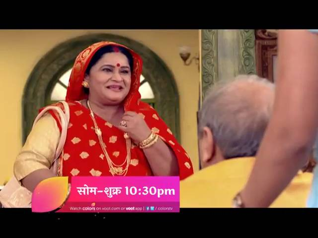 The house-help tricks the 'Awasthi Family' on 'Belan Wali Bahu.'