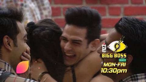 The housemates reunite with their family tomorrow at 10:30PM on BB11