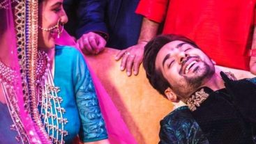 The lovely Puja Banerjee gets engaged with her beau Kunal Verma in Mumbai!