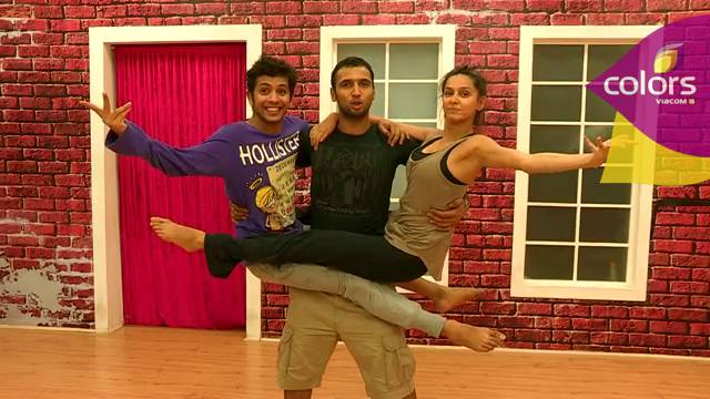 The Three Musketeers #Jhalak Dikhhla Jaa