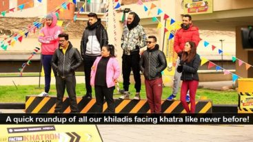 These moments from Khatron Ke Khiladi Season 9 are pure gold!