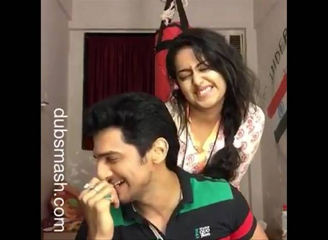 This role reversal Dubsmash of RoSid will brighten your day!