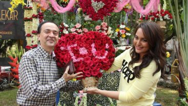 Three gestures that prove Sonakshi is a very humble person