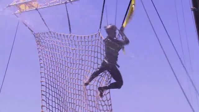 Top 5 aerial stunts #KKK finale